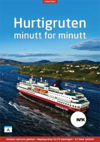 Hurtigruten minutt for minutt (4 DVD's)